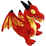 World of Warcraft Dragon Whelpling Plush | Collector's Edition - Azure, Crimson, Dark, Emerald, Bronze
