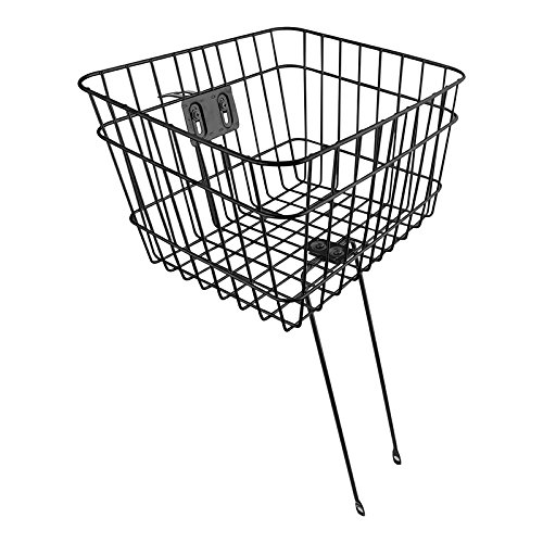 Sunlite Large Basket w/ Fixed Struts, Black