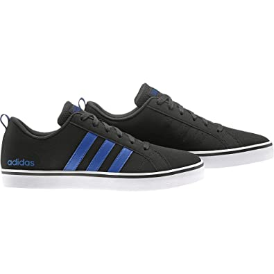 quality design 84c91 6fa50 adidas neo Men s Pace VS Cblack, Blue and Ftwwht Sneakers - 10 UK India