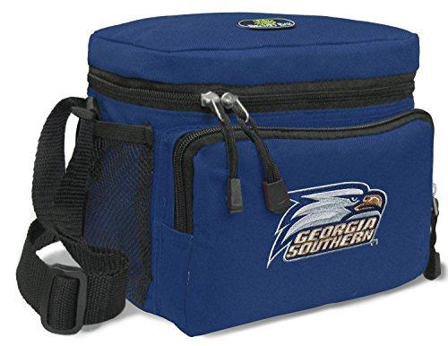 Broad Bay Georgia Southern Eagles Lunch Bag NCAA Georgia Southern Lunchboxes by Broad Bay