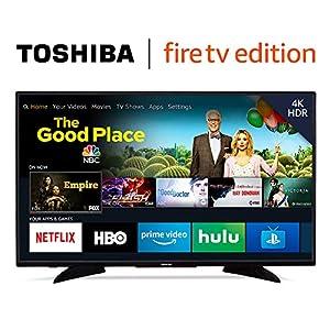 Toshiba Smart LED TV - Fire TV Edition 7