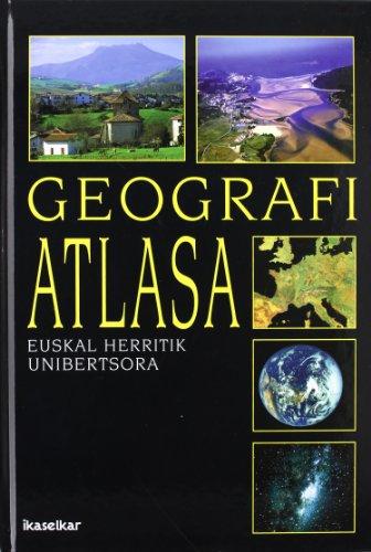 Descargar Libro Geografi Atlasa: Euskal Herria Eta Mundua Klaudio Harluxet Fundazioa