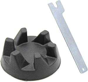 Anbige Replacement Parts 9704230 Blender Drive Coupler with Wrench Fit for KitchenAid KSB3 KSB5, Replaces WP9704230VP WP9704230 PS11746921