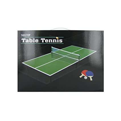 Etonnant Tabletop Ping Pong Game