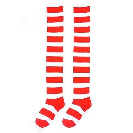 1cb5ff43640 Amazon.com  Hot Sale!!! Womens Thigh High Socks