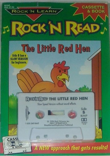 The Little Red Hen (Rock 'N Learn Series): Melissa Caudle