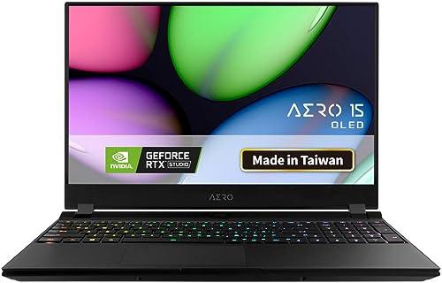 GIGABYTE AERO Lightweight Laptop for Designers