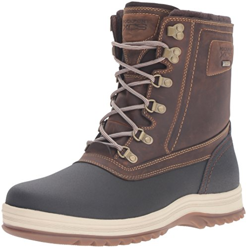 Rockport Men's World Explorer High Snow Boot- Tan-7 - Boots Rockport Men For Winter