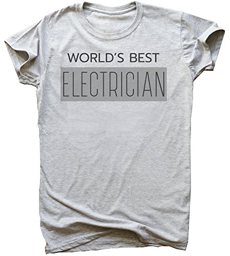 World's Best Electrician Men's T-Shirt