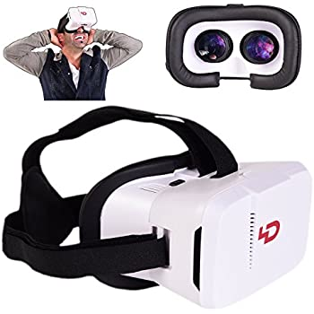 Amazon.com: VR Mask Virtual Reality Viewer - 3D: Cell