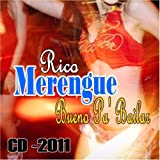 Rico Merengue (2011 CD)
