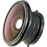 Raynox HDP-2800ES High Definition 0.28x Diagonal Fisheye Conversion Lens