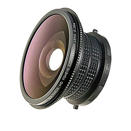 Raynox HDP-2800ES High Definition 0.28x Diagonal Fisheye Conversion Lens by Raynox
