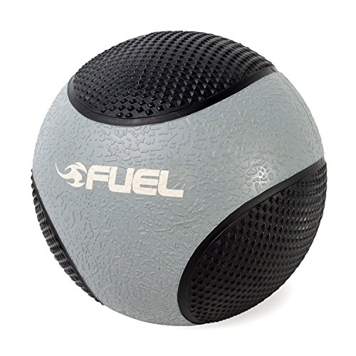 Fuel Pureformance Textured Medicine Ball, 8 lb.