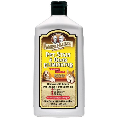 Parker Bailey Pet Stain & Odor
