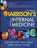 Harrison's Principles of Internal Medicine, 17th Edition (Harrison's Principles of Internal Medicine (Single Vol.))