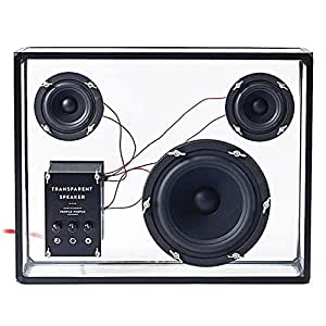 People People: Transparent Speaker