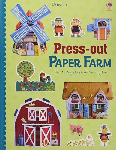 Press-Out Paper Farm (Press-Outs)