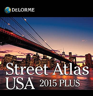 Street Atlas USA 2015 Plus [Download]