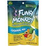 Funky Monkey Freeze-Dried Fruit Pink Pineapple -- 1 oz
