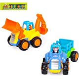TOY-STATION Unbreakable Engineering car toy set