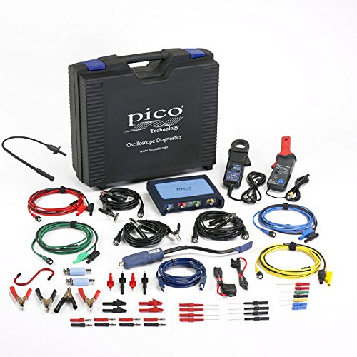 - PicoScope PP923 Standard Automotive Kit - 4 Channel