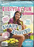 AMERICAN GIRL EVERYDAY FUN, 2017 SMART & SPIRITED (ALL FREE GIFT INCLUDED)