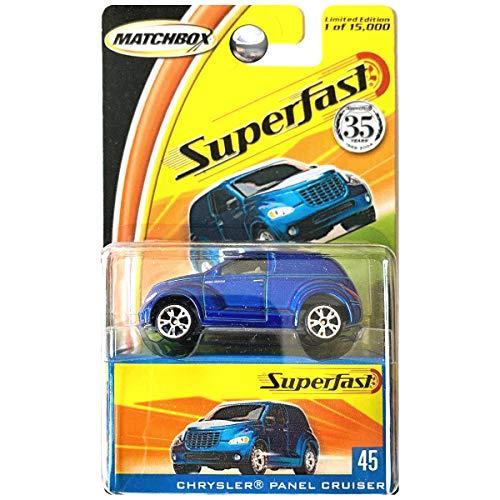 Matchbox 2004 Superfast #45 Chrysler Panel Cruiser PT Cruiser in - Chrysler Cruiser Cars Pt