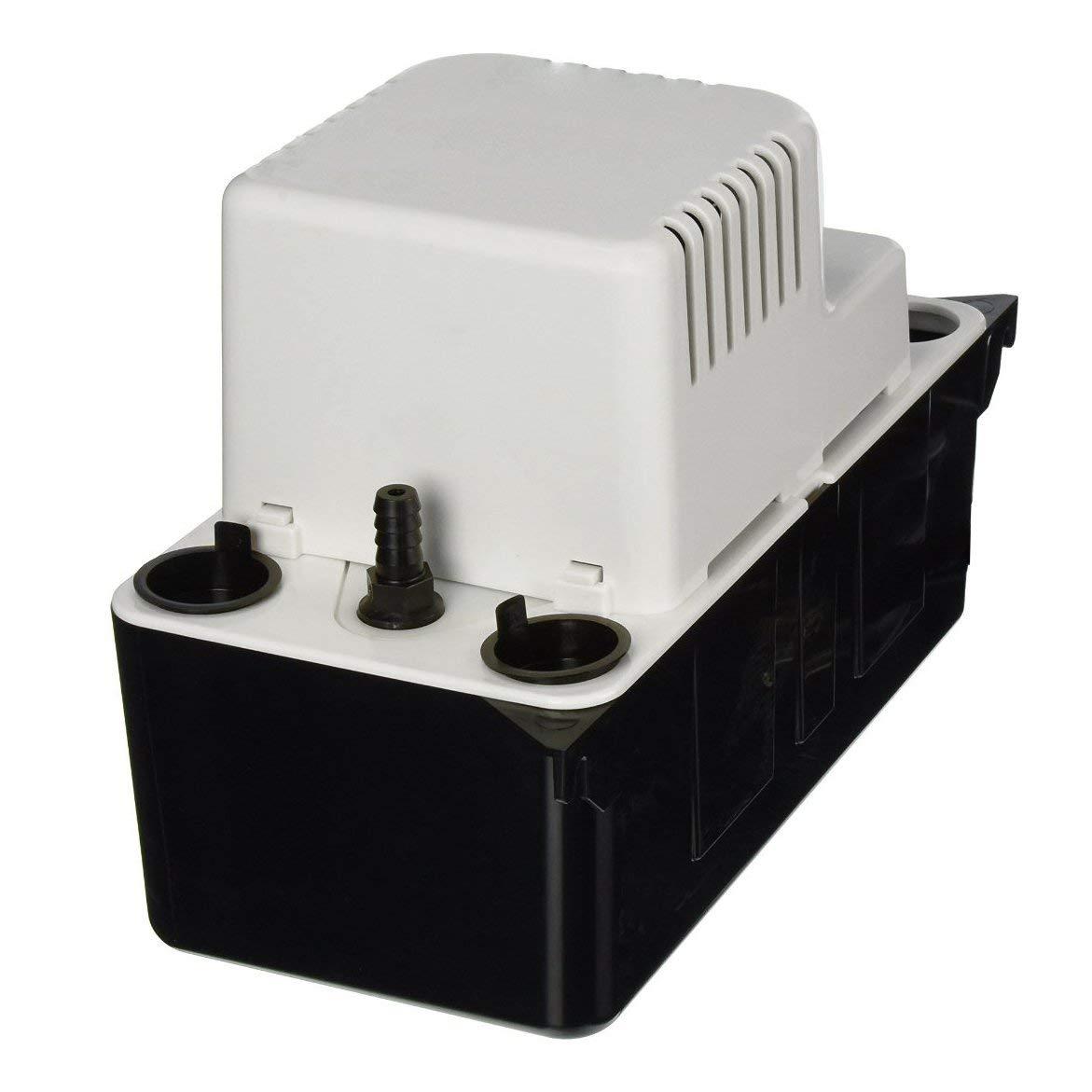Little Giant VCMA-20UL 115V 80 GPH Vertical Centrifugal Condensate Pump (2 Pack)