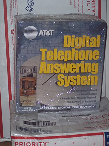AT&T 1720 Single-Line Digital Answering System