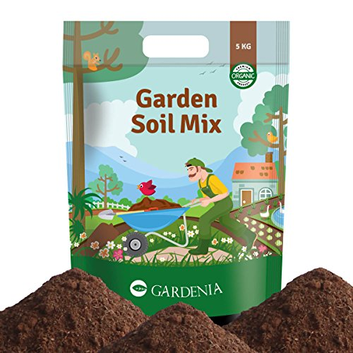 Ugaoo Garden Potting Soil Mix for Plants 5 Kg - Red Soil