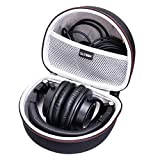 LTGEM Case for Audio-Technica ATH-M50x/M50/M70X/M40x/M30x/M50xMG Professional Studio Monitor Headphones