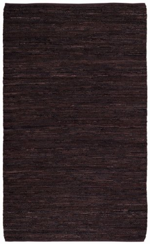 Capel Rugs Zions View Rectangle Natural Area Rug, 8 x 11, Cocoa