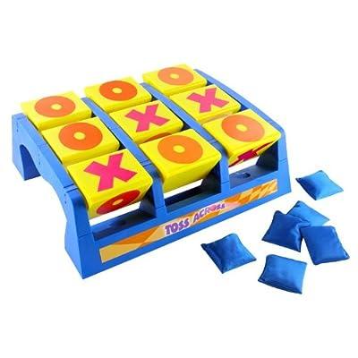 Toss Across: Toys & Games