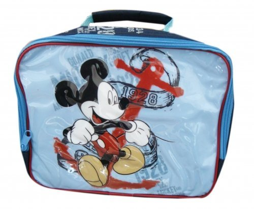 Kids Stuffs Disney Mickey Mouse Clube House Classic Lunch Bag