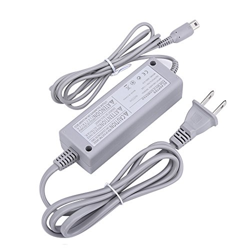Charger Adapter for Nintendo Wii U GamePad (Wii Fit Pad)