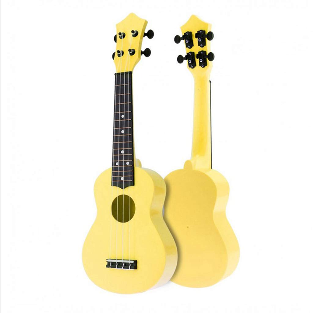 3 B Baosity Guitare Enfant Ukul/él/é D/ébutant 21 Pouces 4 Cordes R/églable Classique Guitare Ukulele pour D/ébutant Gar/çon et Fille Ans Bleu