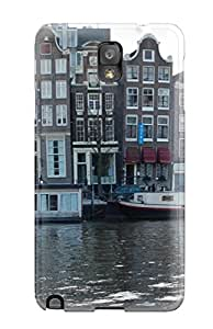 Adam L. Nguyen's Shop Snap On Hard Case Cover Amsterdam City Protector For Galaxy Note 3 4083427K96197050