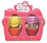 Little Miss Muffin - 2 pack, Cinnamon and Pumkin