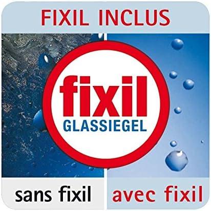 traitement anti-calcaire 80x200 cm verre transparent D80104 41 500 profil/é aspect chrom/é Schulte porte de douche pivotante en niche Garda