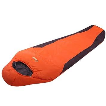 WLJ EUO algodón sacos de dormir calientes/Sobre camping bolsas de dormir para uso doméstico-A: Amazon.es: Deportes y aire libre