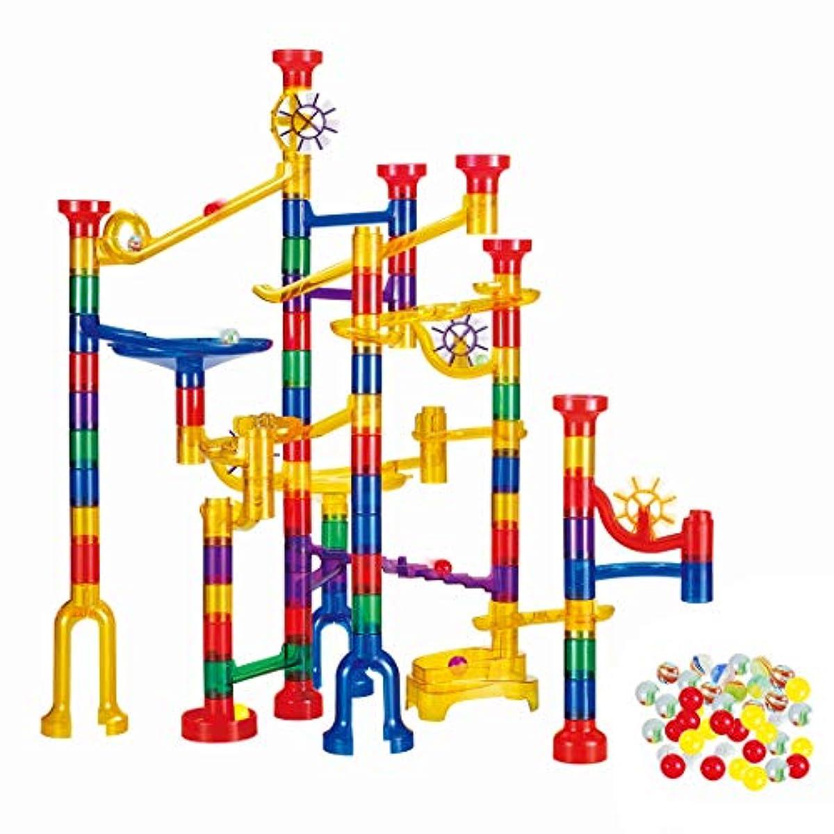 [해외] WTOR 장난감 190개 비즈 코스터 교육 완구 조립 사내 아이 소녀 선물 해피버스데이 선물 아이 집짓기 놀이