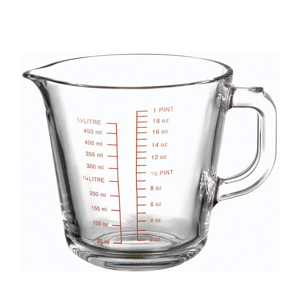HARLIANGXY® 20ML Glass Measuring Jugs   Kitchen Baking Cups   ML ...