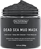 Dead Sea Mud Mask for Face & Body - 100% Natural Spa Quality - Best Pore...