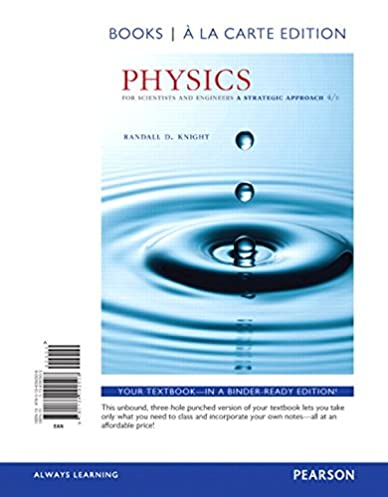 amazon com physics for scientists and engineers a strategic rh amazon com Physics Workbook For Dummies Acceleration Formula Physics