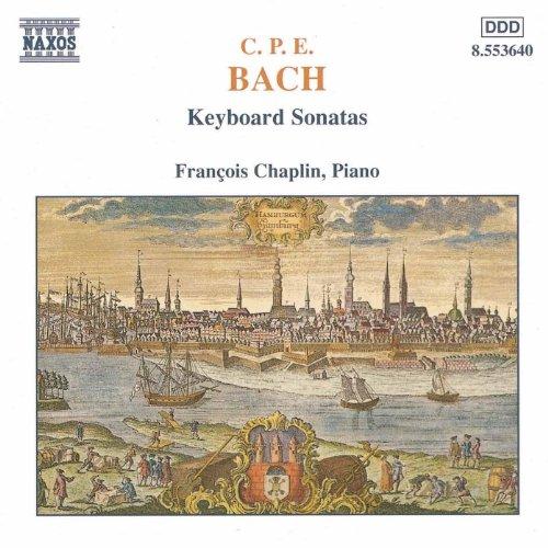 Bach, C.P.E.: Keyboard Sonatas ()