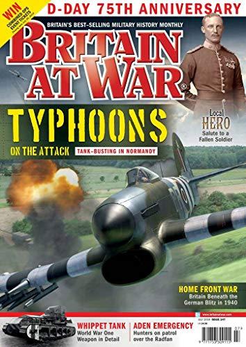 Britain at War Magazine - Magazine History Bbc