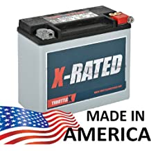 ADX20L - Replacement Motorcycle Battery UPGRADE