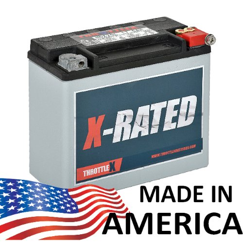 ADX20L - Replacement Motorcycle Battery UPGRADE (Battery Motorcycle Victory)
