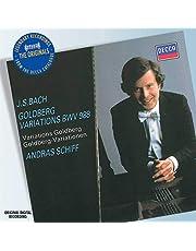 Bach,J.S Goldberg Variations